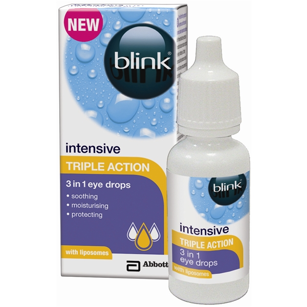 Blink Intensive Triple Action 10 ml